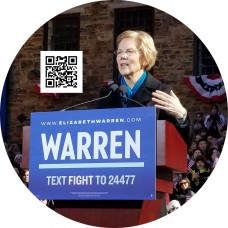 Elizabeth Warren Announcement